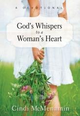 cindi mcmenamin God's Whispers to a Woman's Heart